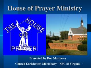 House of Prayer Ministry