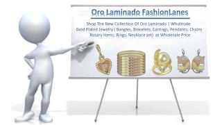 Oro Laminado FashionLanes