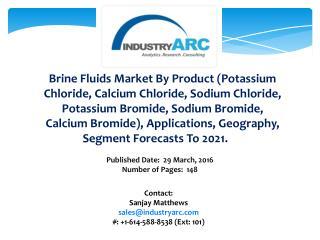 Brine Fluids Market