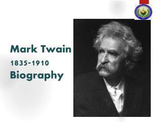 Mark Twain and Edward Estlin Cummings