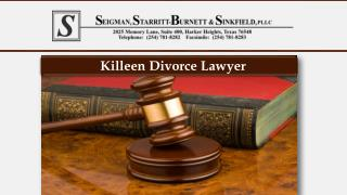Killeen Divorce Lawyer