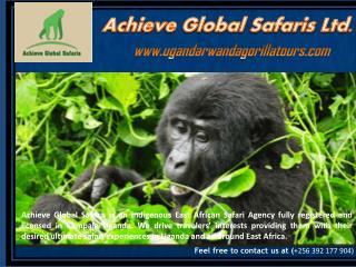Rwanda Tours | Gorilla Tours at Rwanda - Achieve Global Safaris