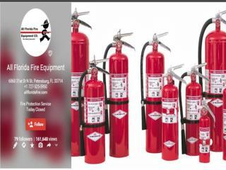 Fire Extinguisher Service Hernando