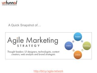 Intro to Agile Marketing Strategies