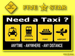 Save Time and Money by Booking Taxi Online