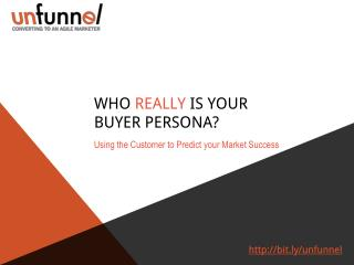 How to create buyer personas for Agile Marketing (Free Template)