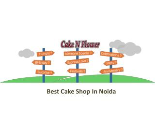 Take the One Step for Best Service in Cake N Flower