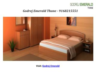 Godrej Emerald Thane Project