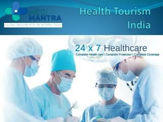 Medimantra is medical tourism company in India.