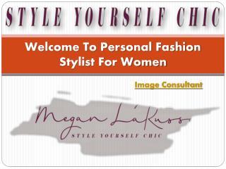 personal fashion stylist