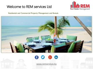 Best -in-Class Property Management Companies in Cayman