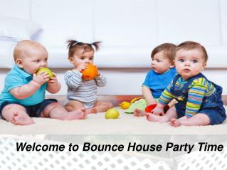 Looking For Best Bounce house in South Florida