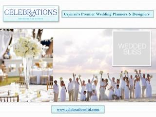 How to Go About Organizing Plush Events and Weddings in Cayman