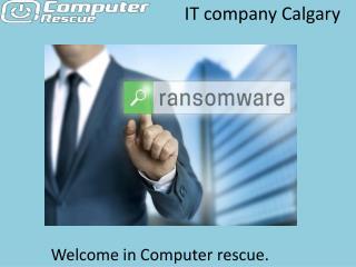 IT company Calgary