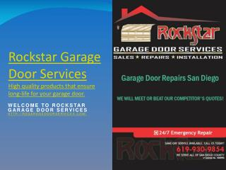 Rockstar Garage Door Services