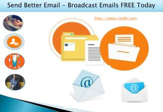 Create Email Newsletters