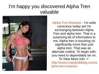 http://www.crazybulkblog.com/alpha-tren-reviews/