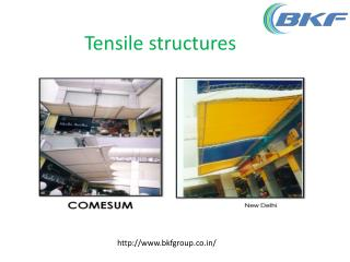 Tensile Structure India