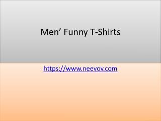 Mens Camel Colour Funny T Shirts