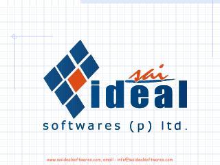 Sai Ideal Softwares pvt ltd