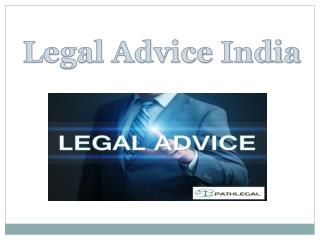 Legal Advice India | Legal Help India