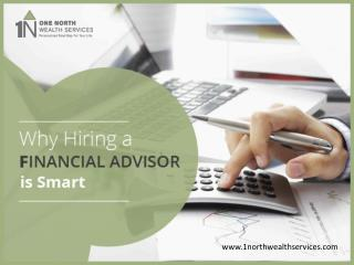 Perks of Hiring a Financial Advisor