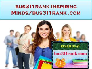 bus311rank Real Success/bus311rank.com
