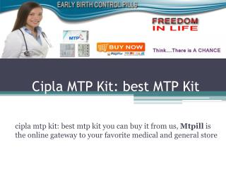 cipla mtp kit| best mtp kit | RU 486