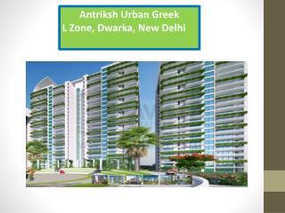 AAntriksh Urban Greek Residential Projec