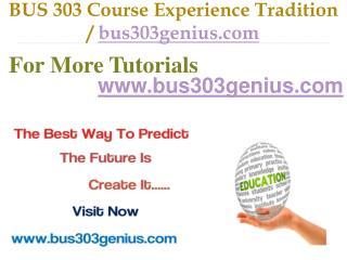 BUS 303 Slingshot Academy / bus303genius.com