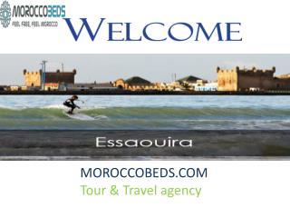 Transfèrts et hôtels au maroc