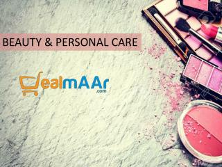 Buy Beauty Products Online at Dealmaar