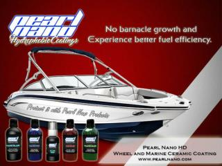 Permanent and Protective coating - Pearl Nano HD