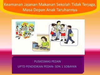 Presentasi Keamanan Jajanan Anak Sekolah