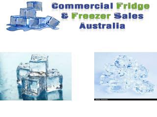 Glass Door Refrigerator Sales in Australia