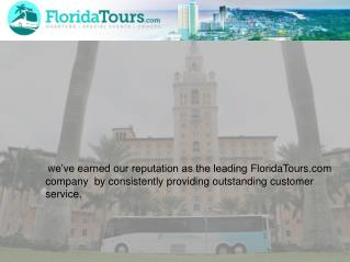 Hire  Rental Buses in Florida Now!