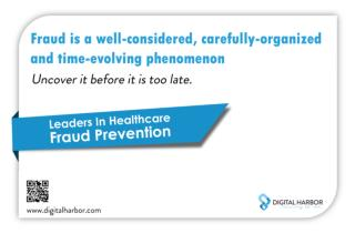 Healthcare Fraud Prevention