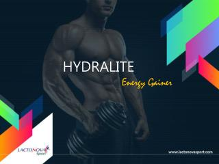 Hydralite and Its Advantages