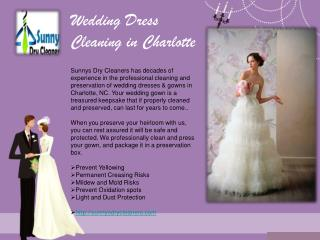 Nearest Dry Cleaners Charlotte