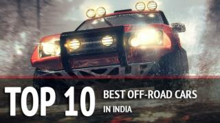 List of Top 10 Off-Roading Cars in India
