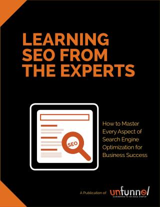 Learning SEO from the Experts Panel [unfunnel   Hubspot ebook]