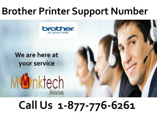 Get immediate resolution via Brother Printer Support Number