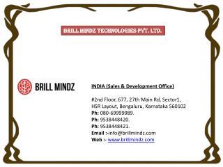 iOS App Development Company In Bangalore