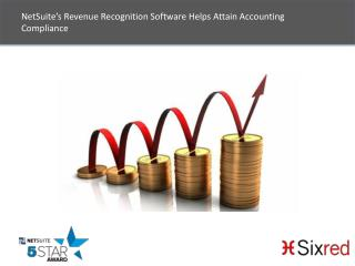 NetSuite's Revenue Recognition Software Helps Attain Accounting Compliance