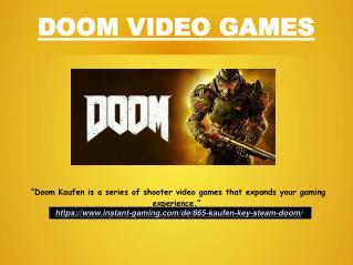 Doom Kaufen