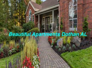 Buy Apartments Dothan AL