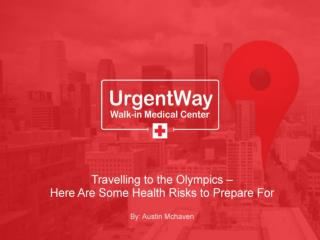 Travelling to the Olympics – Here Are Some Health Risks to Prepare For