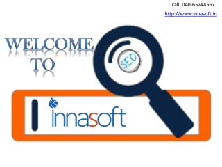 SEO Services in Hyderabad by Innasoft