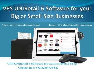 Retail Point of Sale (POS) Software for Billing Call @  91-8286779827