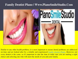 Family Dentist Plano - Dental Care Expert - Texas